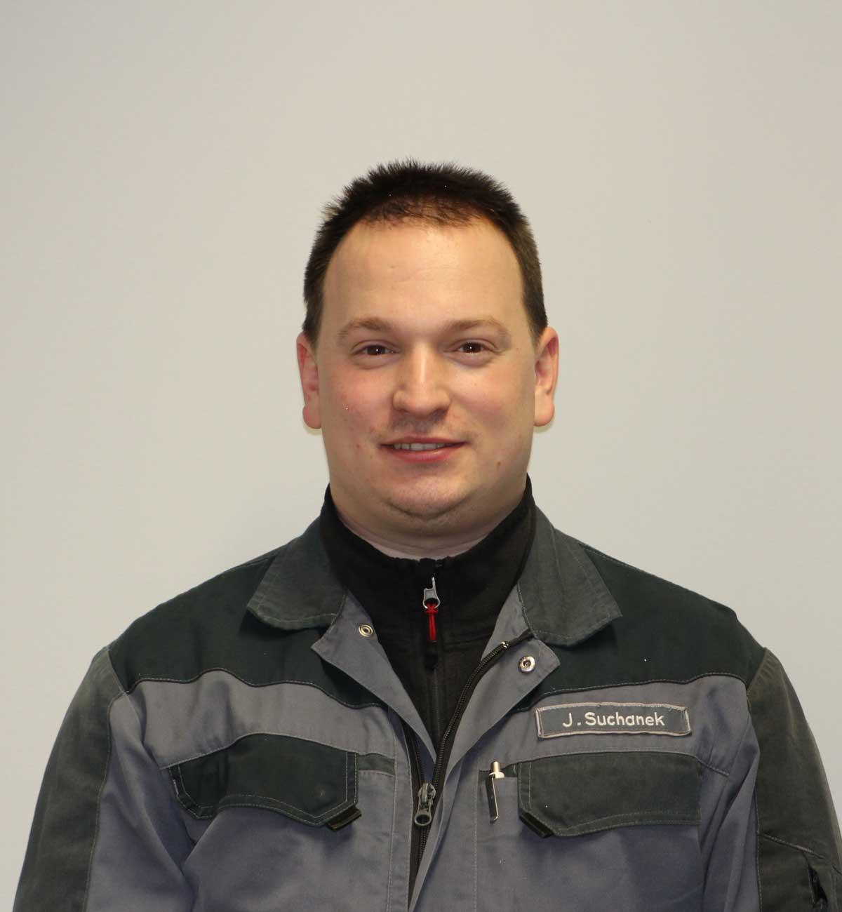 Jakob Suchanek