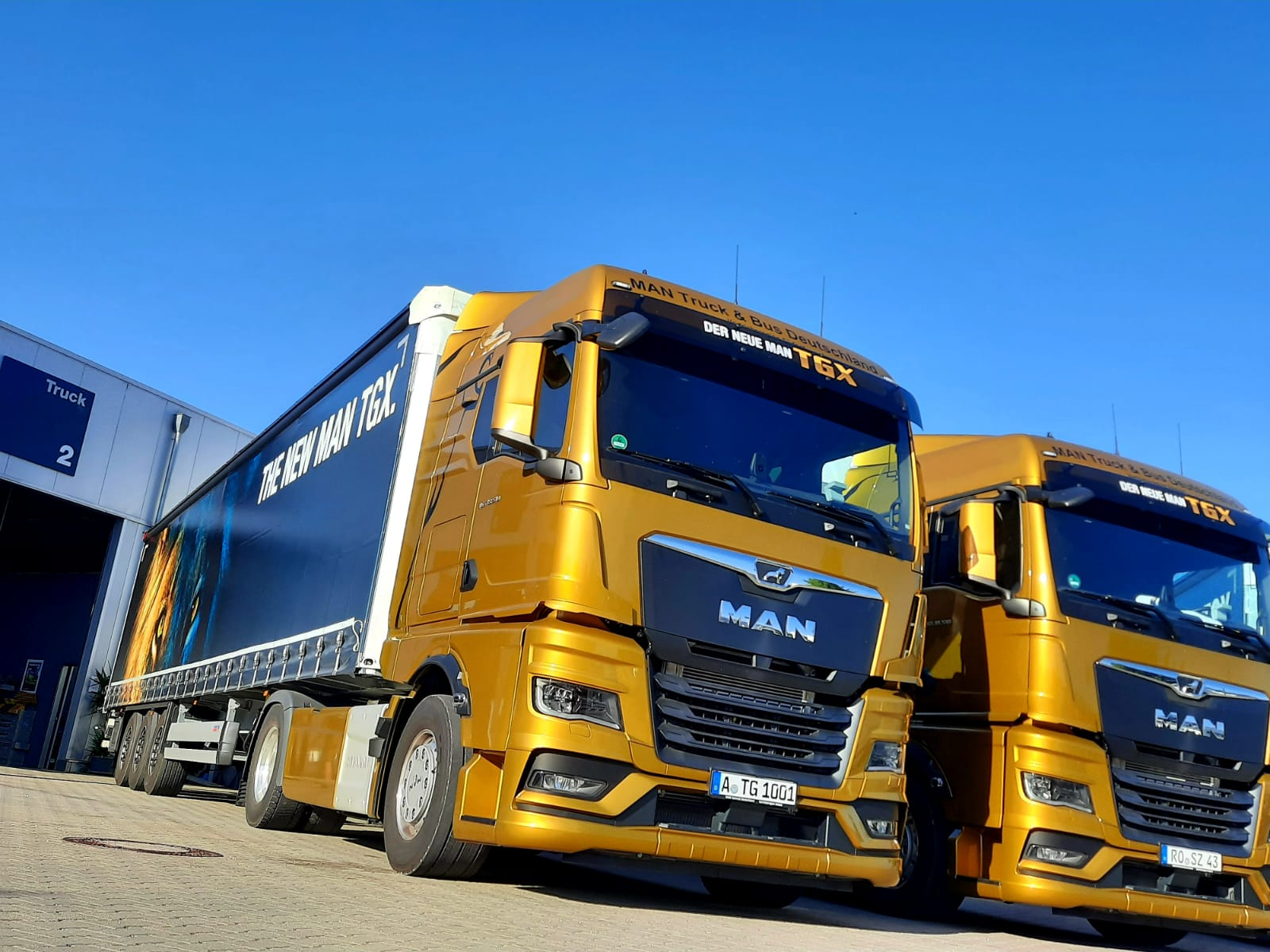 Neue Truck Generation