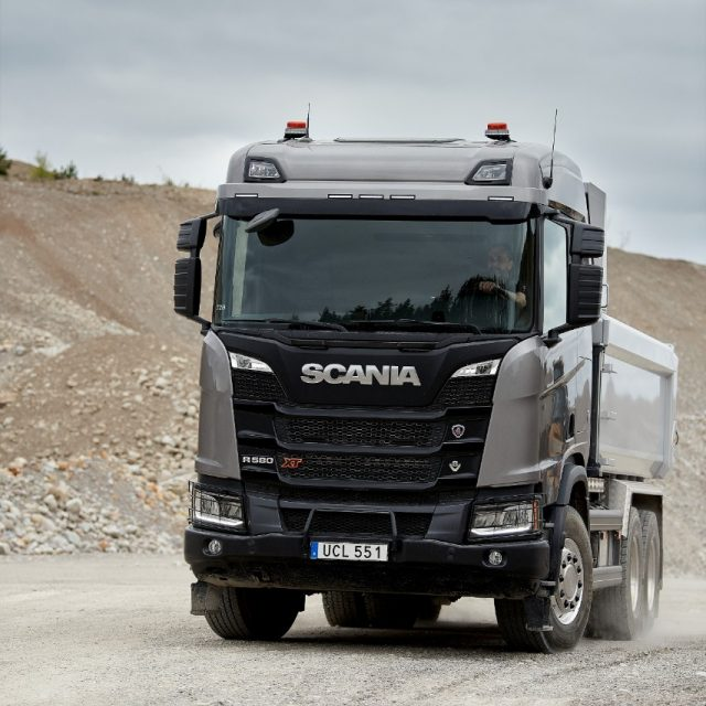 Kundeninformation – Ab sofort auch Scania Servicepartner
