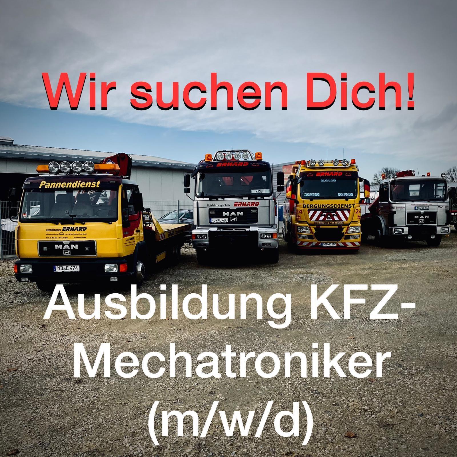 Ausbildung zum Kfz-Mechatroniker (m/w/d)